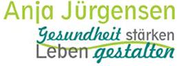 Gesundheitsprävention & Coaching Anja Jürgensen Logo